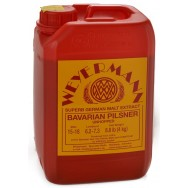 Extract malt lichid Bavarian Pilsner 4kg