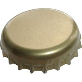 capac metal pentru sticle bere 26 mm 100 buc