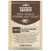 drojdie bere MANGROVE JACK'S M42 New World Strong Ale 10 gr