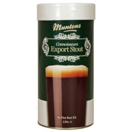 kit MUNTONS EXPORT STOUT 1,8 kg