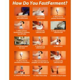 Recipient fermentare conic FastFerment™ 53 litri