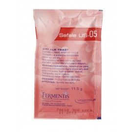 drojdie bere FERMENTIS SAFALE US-05 11,5 gr