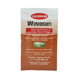 drojdie bere LALLEMAND WINDSOR 11 gr