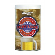kit MUNTONS AMERICAN LIGHT LAGER 1,5 kg