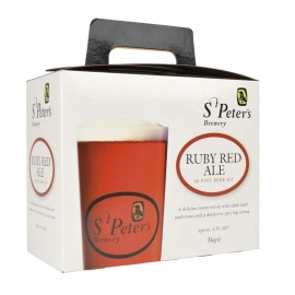 kit ST. PETER'S RUBY RED ALE 3 kg