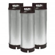 cornelius keg inox 19 litri RECONDITIONAT - set 3 bucati