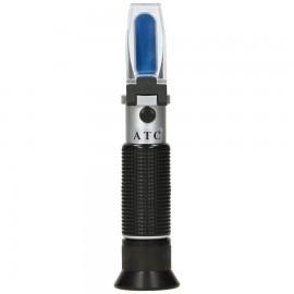 refractometru 0-32% BRIX + 1.000-1.130 SG + ATC