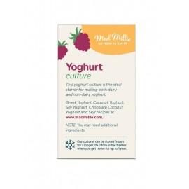 Cultura iaurt MAD MILLIE (thermophilic) - pachet de 5 plicuri